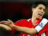 «Арсенал» намерен сохранить Насри до 2015 года