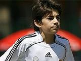 Сын Зидана начал тренироваться в главной команде «Реала»