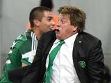Мигель Эррера уволен из сборной Мексики за драку с журналистом
