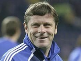 Олег Лужный: «Пора исполнить свою мечту о создании сильной команды»