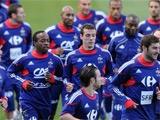 Игроки сборной Франции возобновили тренировки после акции протеста (ВИДЕО)