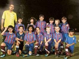«Барселона» откроет свою школу в Индии