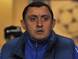 Официально. Орбу покидает пост главного тренера «Севастополя»