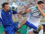 «Ворскла» — «Таврия» — 0:0. После матча