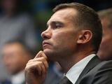 Андрей Шевченко: «Мы должны помочь Супряге раскрыть свой талант. Надеюсь, он вырастет в отличного футболиста»