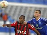 Marbella Cup: «Динамо» уступило «Атлетико Паранаэнсе» (ВИДЕО)