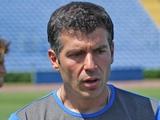 Янис Христопулос: «Хочу изменить философию футбола «Таврии»