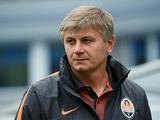 Сергей Попов: «Все-таки поставлю на «Шахтер»
