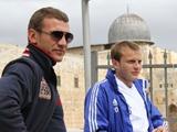 «Динамо» в Израиле. День седьмой: поездка по святым местам
