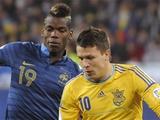 Украина — Франция — 2:0. ФОТОрепортаж (28 фото)
