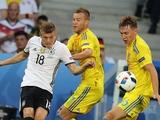 Германия — Украина — 2:0. ФОТОрепортаж (21 фото)