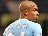Де Йонг не намерен продлевать контракт с «Манчестер Сити»