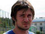 Артем Милевский: «К ответному матчу — с хорошим настроением»