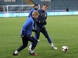 ФОТОрепортаж: тренировка сборной Украины в Одессе (24 фото)