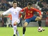 Миккель Дуэлунд забил в ворота сборной Испании (ВИДЕО)