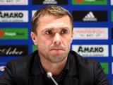 Сергей РЕБРОВ: «Я слежу за всеми арендованными футболистами»