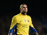 Вальдес не уйдет из «Барселоны» до 2014 года