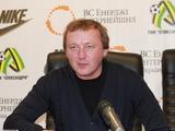 Канчельскис и Шаран — кандидаты на пост главного тренера «Александрии»