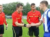 Украина присоединилась к Судейской конвенции УЕФА