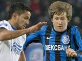 «Днепр» — «Черноморец» — 1:0. После матча. Рамос: «Поле не позволяет нам играть низом»