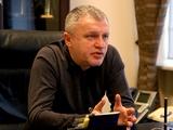 Игорь Суркис: «Я объяснил Жене, что переход в «Шахтер» невозможен»