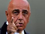 Адриано Галлиани: «Милан» явно не выглядит лидером»