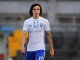 Шапаренко — 20-й молодой футболист, дебютировавший в «Динамо» за пять сезонов