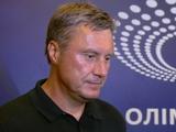 Александр ХАЦКЕВИЧ: «По такой игре положительного результата мы не заслуживали»