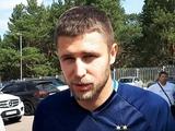 Артем Кравец: «Если покажем во Львове свою игру, победа будет за нами»