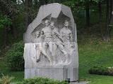 Памятник погибшим динамовцам установят рядом с памятником Лобановскому