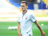 Александр Андриевский: «Надеюсь сыграть против Словакии»