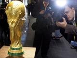 Кубок мира прибыл в Санкт-Петербург. Следующий на очереди — Донецк