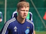 Никита КОРЗУН: «В «Динамо» отличный коллектив»