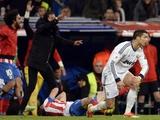 Роналду может быть дисквалифицирован на четыре матча за проявление агрессии