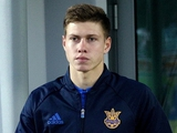 Николай Матвиенко: «В сборной чувствую себя хорошо»