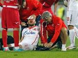 Нинкович решил сыграть против «Партизана», несмотря на травму лица
