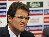 Капелло: «Никогда не буду тренировать «Интер»
