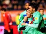 Месси, Вилья и Педро забили больше, чем весь «Реал»