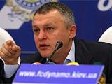 Игорь Суркис: «Скорее расстанусь с Алиевым, чем с Газзаевым»