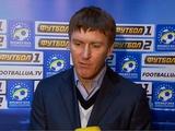 Василий САЧКО: «Мы подошли, или нас подвели, к игре с «Динамо» с большими потерями»