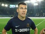 Сергей Кравченко: «Рад, что с таким соперником, как «Динамо», мы играли в свой футбол»