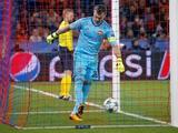 Акинфеев пропустил в 42-м матче Лиги чемпионов подряд, увеличив антирекорд турнира