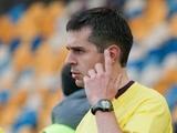 «Карпаты» и «Динамо» рассудит Козык