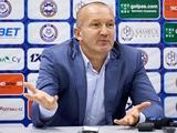 Роман Григорчук: «Я очень недоволен всем — собой, игрой... Заслуживаем критики. Но шансы есть!»