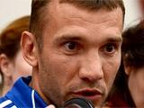 Андрей Шевченко: «Уже чувствую себя лучше»
