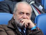 Президент «Наполи» попытается уговорить Кавани остаться