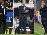 ФИФА назвала имена трёх претендентов на звание лучшего тренера 2017 года