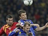 Украина — Черногория — 0:1. Отчет о матче