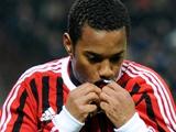 Робиньо не хочет менять «Милан» на «Сантос»