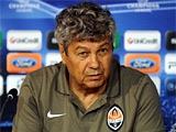 Мирча Луческу: «Ни в коем случае не думаю, что «Арсенал» сильнее «Шахтера»